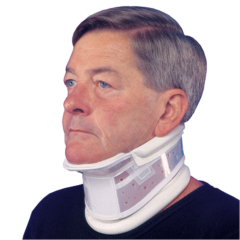 Truform-OTC , Rigid Cervical Collar with Chin Piece
