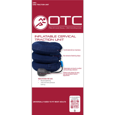 OTC 2503, Select Series Inflatable Cervical Traction Unit