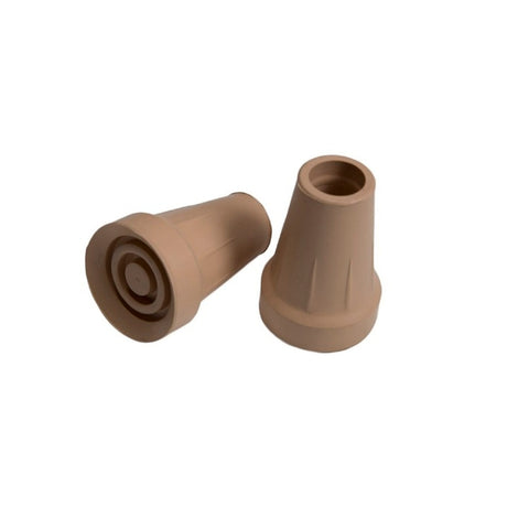 PCP 6101-T, Replacement Crutch Tips (Pair)