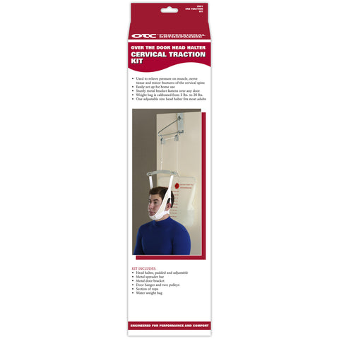OTC 2501, Over the Door Cervical Traction Kit