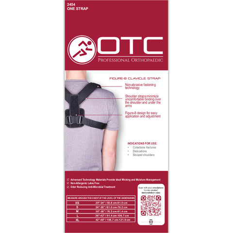 OTC 2454, Select Series  Figure-8 Clavicle Strap