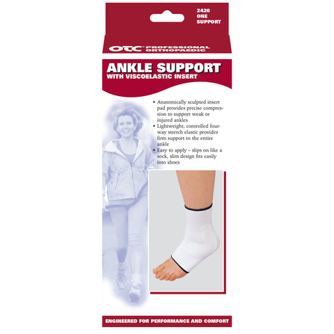 OTC 2426, Ankle Support with Viscoelastic Insert