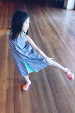 Criss Cross Dress (LAST PIECES in 2T and 5T)