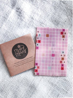 Beeswax Wraps Small (8x8in)
