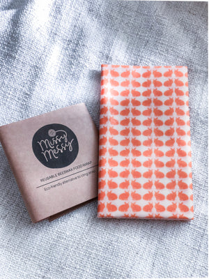 Beeswax Wraps Extra Large (18x18in)