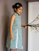 True Blue Cheongsam