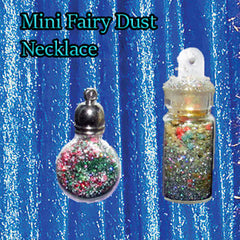 A Wee Bit of Fairy Dust Pendant Necklace