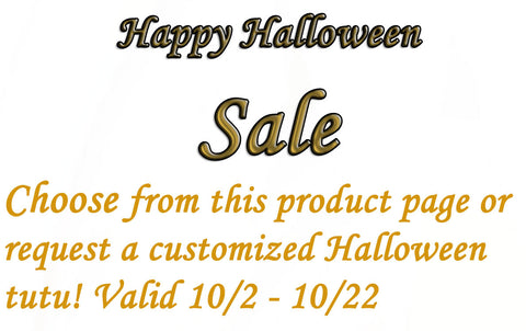 Super Halloween Kiddos Sale!