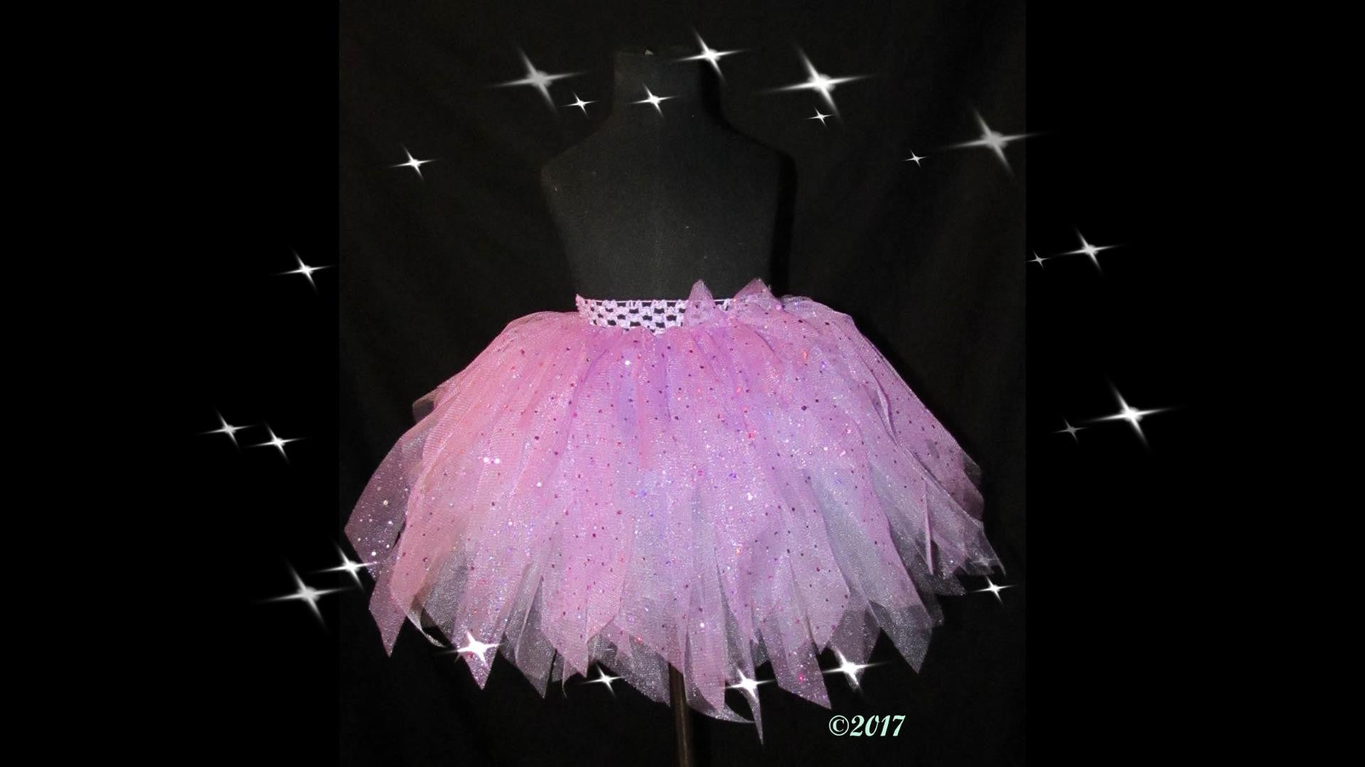 Women's Couture Sparkle Skirt