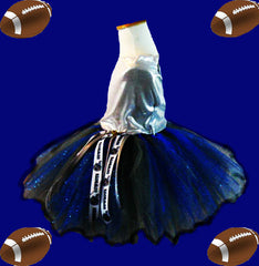 NFL Dallas Cowboys Themed Tutu