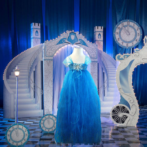 Tulle Dress Inspired by Disney's Frozen