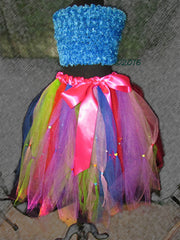 Fun Beaded Tutu Skirt