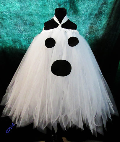 A Ghost Dress with 2 Purposes!