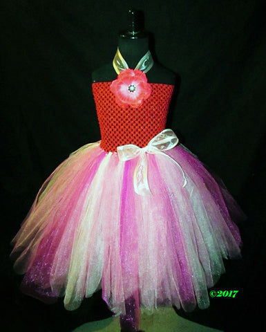 Be Mine Tulle Dress