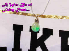 Fairy Dust Mini Pendant Necklaces