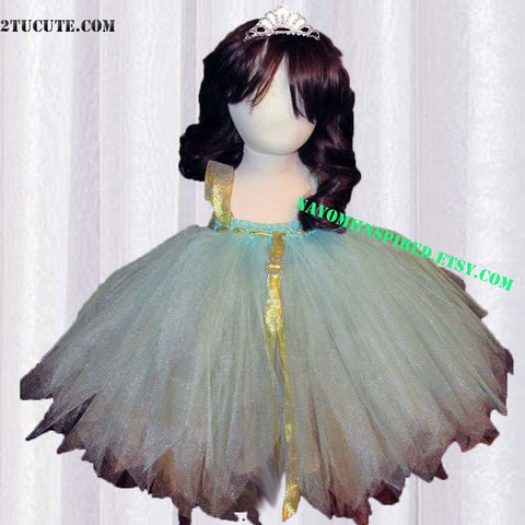Brave Princess Inspired by Disney Tutu Dress