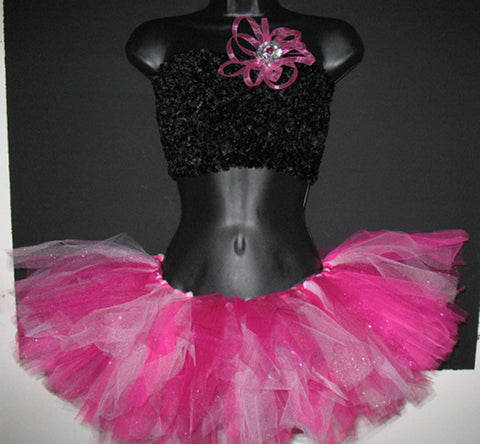 Junior Adult Custom Option Tutu Skirt