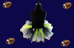 Seattle Seahawks Themed Tutu
