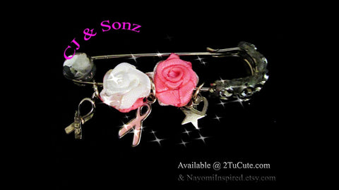 Breast Cancer Awareness Pin/Brooch
