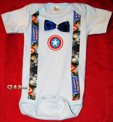 Attention Captain America Babies!