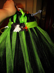 Spooktacular Tutu Dress