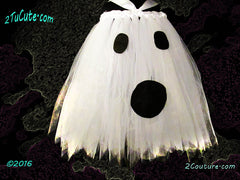Ghost Tutu Dress Dual Use!!! Yay