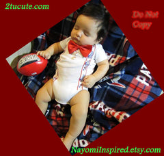 Sport Fan Baby One Piece