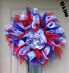 Order Your Fourth of July Wreath