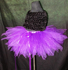 Sparkling Purple Tutu