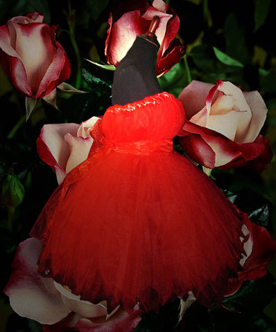 Full Figure Tutu Dress Sale
