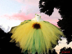 Sunflower Specialty Tutu