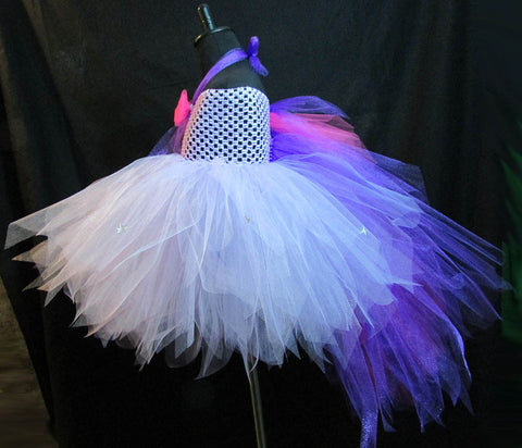 Twilight Sparkle Themed My Little Pony Tutu