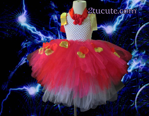 My Valentine Couture Dress