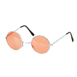 LUNETTES HIPPIES couleur assorties UV protection