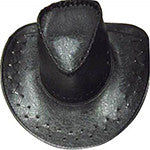 chapeau cowboys croco