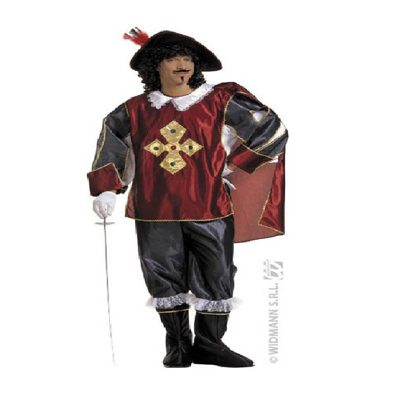 COSTUME MOUSQUETAIRE HOMME