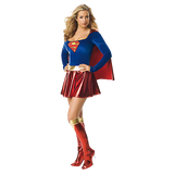 COSTUME LICENCE SUPERGIRL