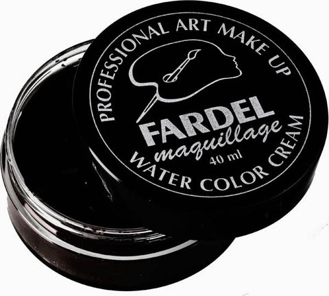 POT COLOR CREAM A L'EAU 40 ML FARDEL NOIR
