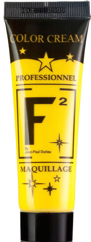TUBE MAQUILLAGE A L'EAU 30 ML FARDEL JAUNE