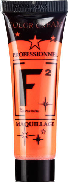 TUBE MAQUILLAGE A L'EAU 30 ML FARDEL ROUGE