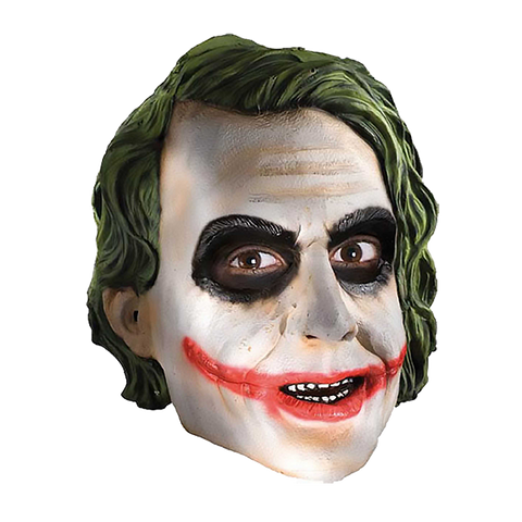 MASQUE LICENCE 3/4 JOKER ADULTE PVC