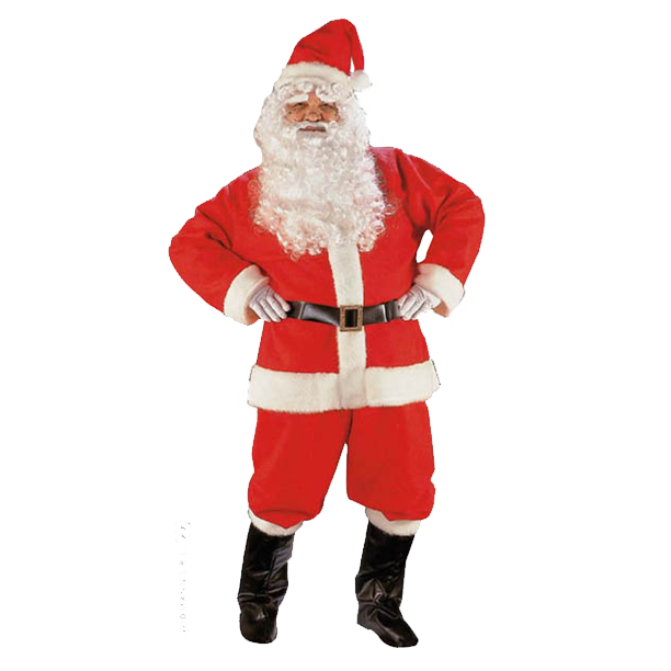 COSTUME PERE NOEL US ML