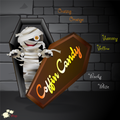 Coffin Candy WICKED POPcorn