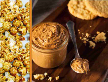 Cookie Butter Gourmet Popcorn