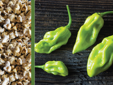 Ghost Pepper Gourmet Popcorn