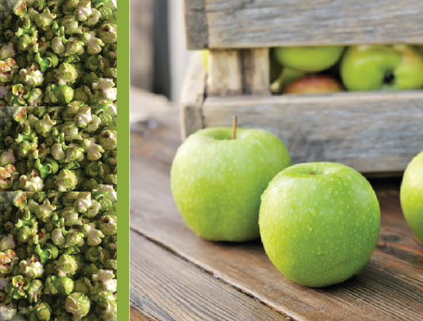 Green Apple Gourmet Popcorn