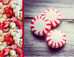 Peppermint Crunch Gourmet Popcorn