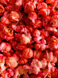 Strawberry Kiwi Gourmet Popcorn