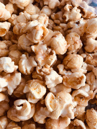Amaretto Flavored Popcorn