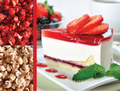 Strawberry Cheesecake Blend Gourmet Popcorn